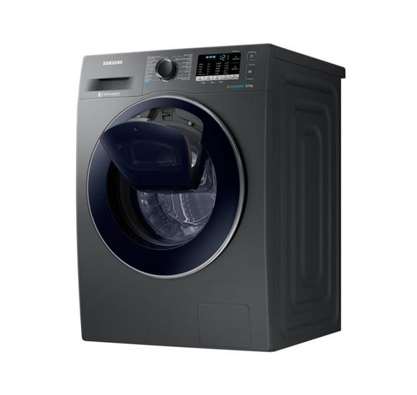 Máy giặt Samsung cửa trước AddWash Inverter 8.5 kg WW85K54E0UX/SV - Hàng chính hãng (chỉ giao HCM)