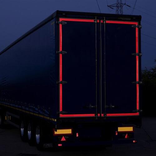 Băng keo phản quang 3M 983 phản quang cấu trúc kim cương, chuyên dùng phản quang xe máy, ôtô nhà xưởng