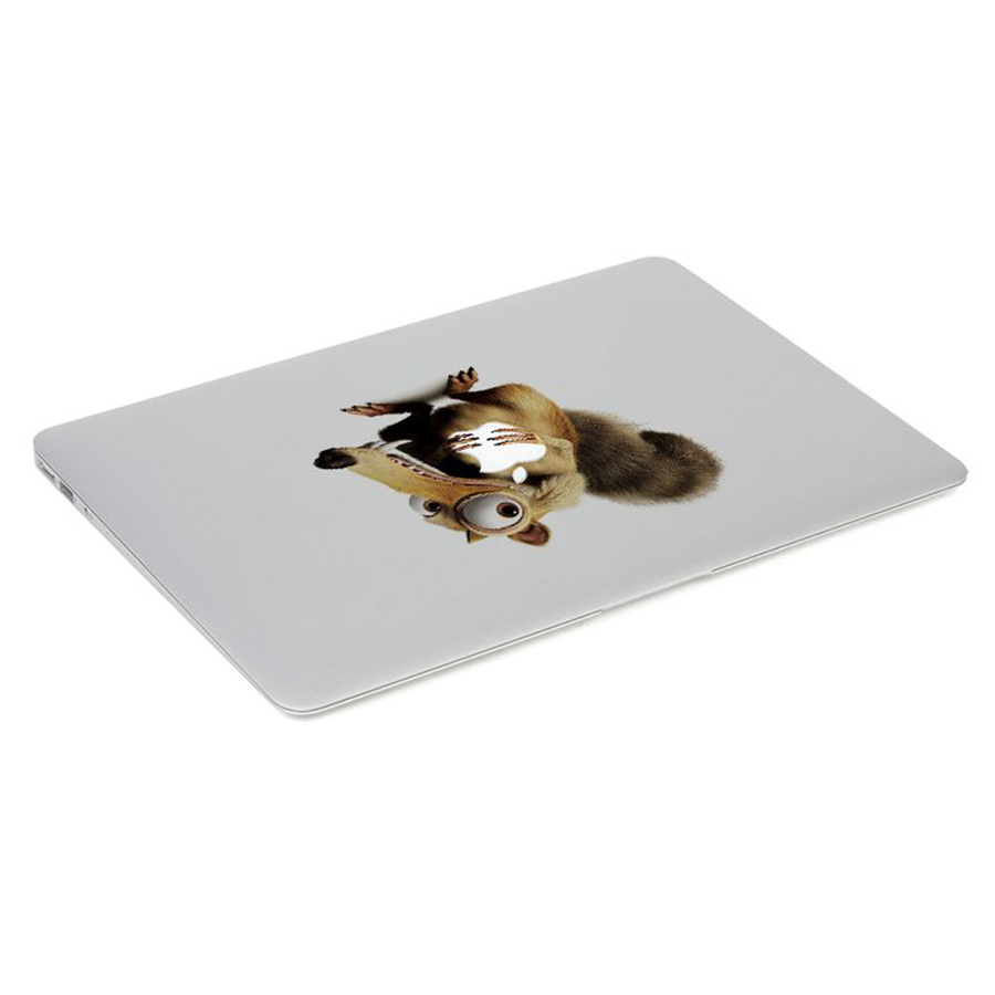 Mẫu Dán Decal Macbook - Nghệ Thuật Mac 60