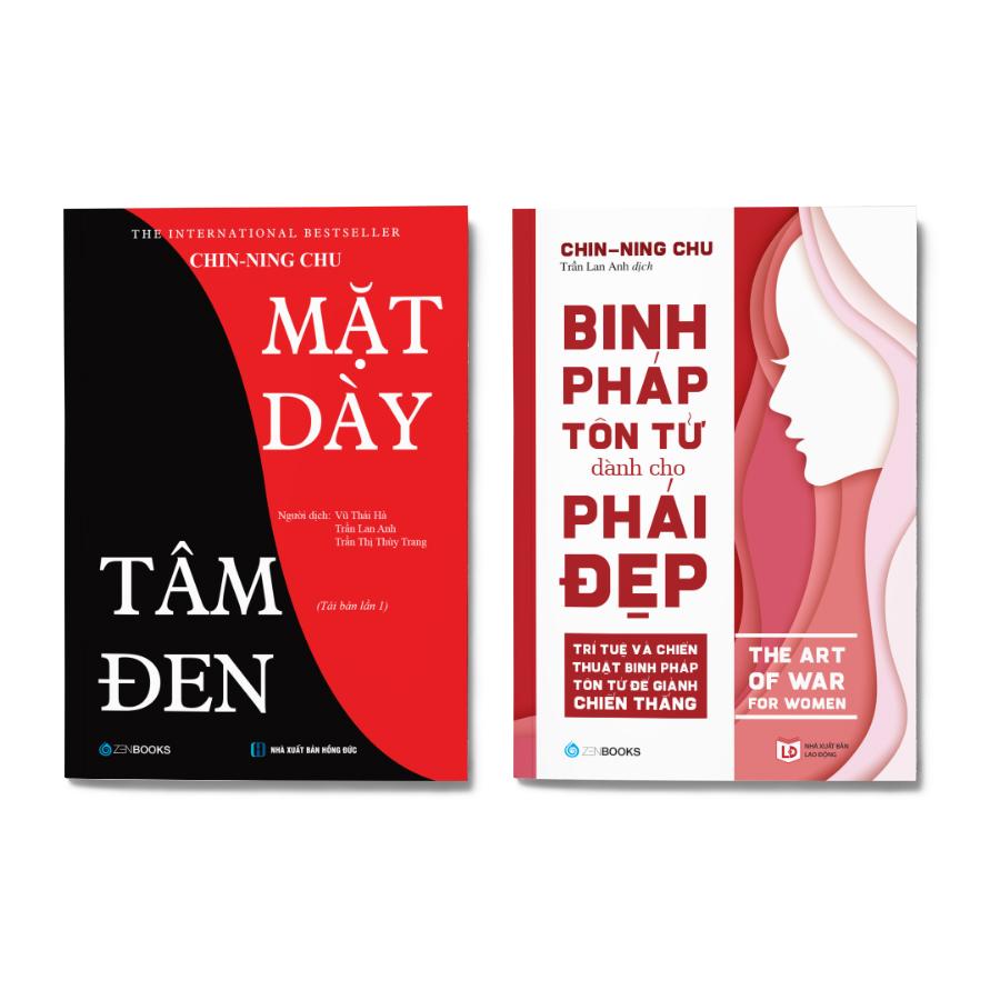 Combo 2 cuốn: Mặt Dày Tâm Đen + Binh Pháp Tôn Tử Dành Cho Phái Đẹp
