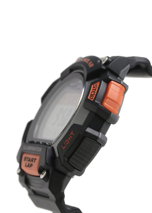 Đồng hồ Nam Casio điện tử dây Nhựa STL-S110H-1ADF