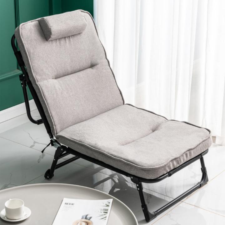 Ghế ngủ văn phòng, tựa lưng đọc sách nghỉ trưa đa năng, ghế xếp nghỉ ngơi sáng tạo tatami