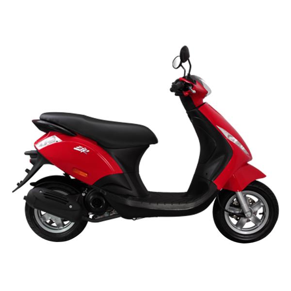 Xe Máy Piaggio Zip E3 - Đỏ