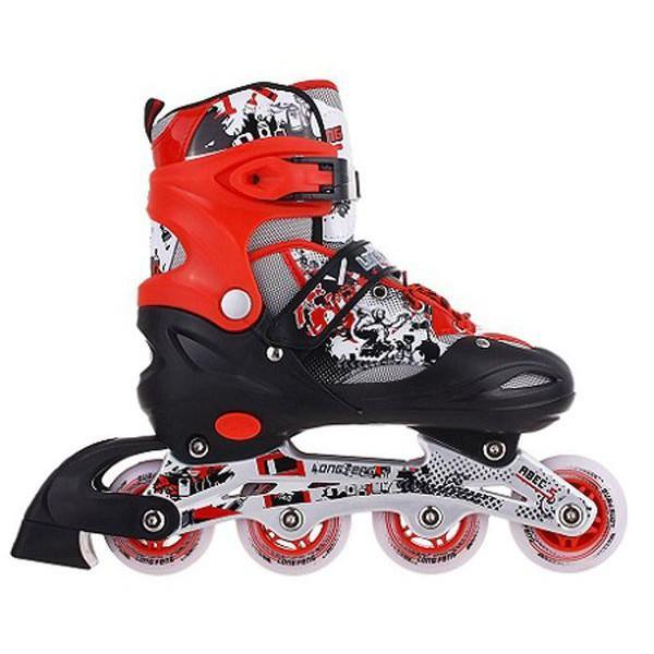 Giày trượt Patin 906 Đỏ (Dành cho người mới chơi)