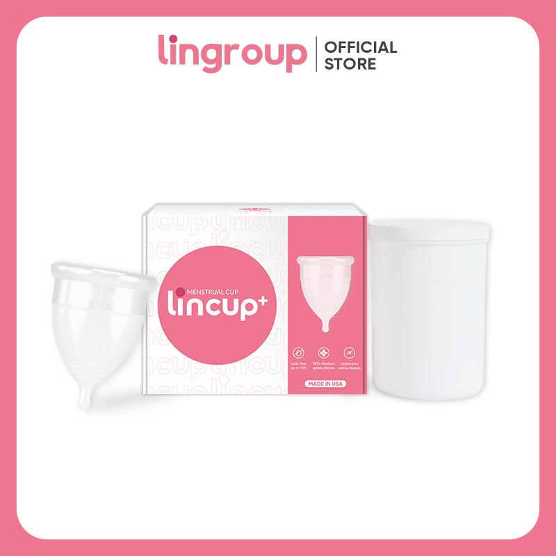 Bộ sản phẩm cốc nguyệt san Lincup+ (40ml)