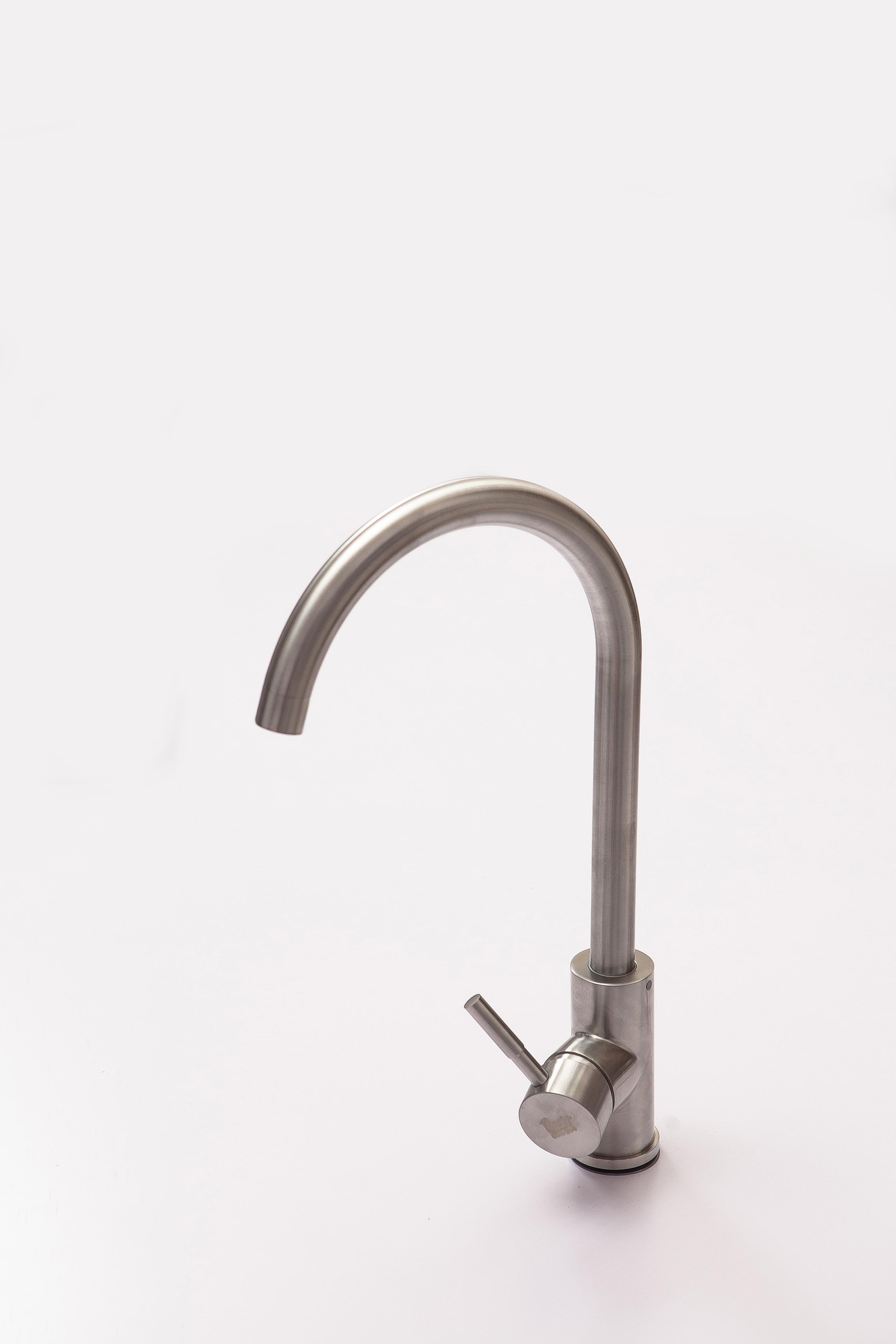 Combo chậu vòi rửa bát tròn inox 304 CRB3041