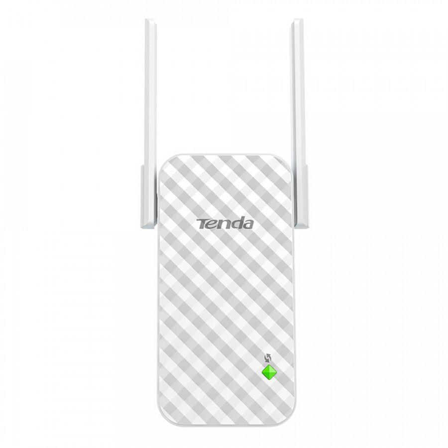 Bộ Mở Rộng Sóng Wifi Tenda 300Mbps 2 Râu (nguồn 220V) - Hàng chính hãng