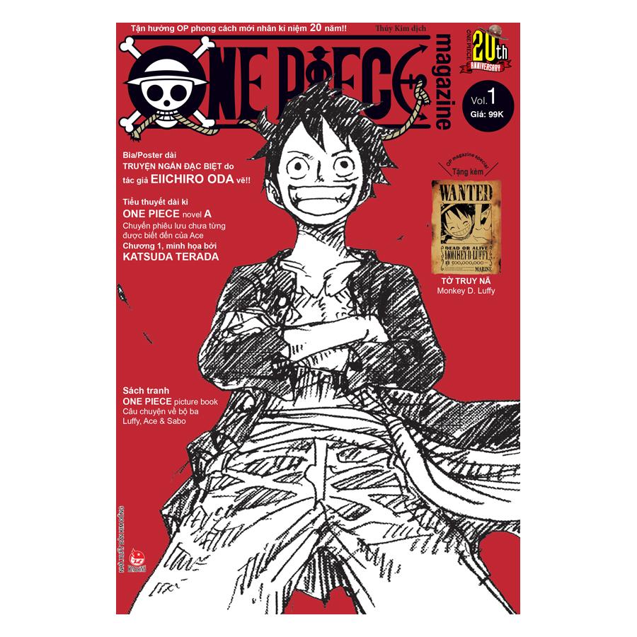 One Piece Magazine - Tập 1