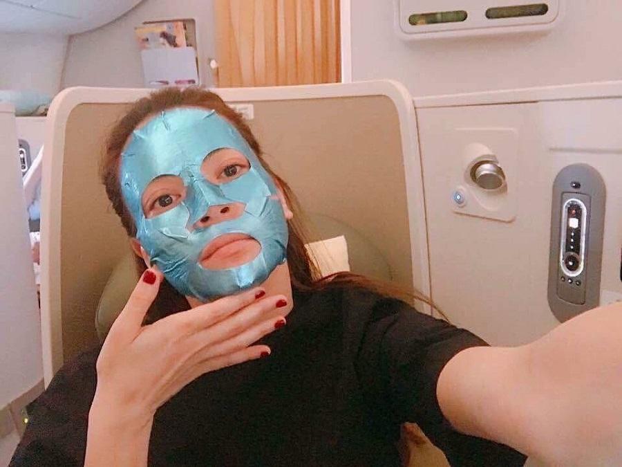 Combo 5 Mặt nạ cấp nước dưỡng da ẩm mượt, săn chắc BNBG Vita Cocktail Aqua Foil Mask - Intensive Moisturizing 30mlx 5