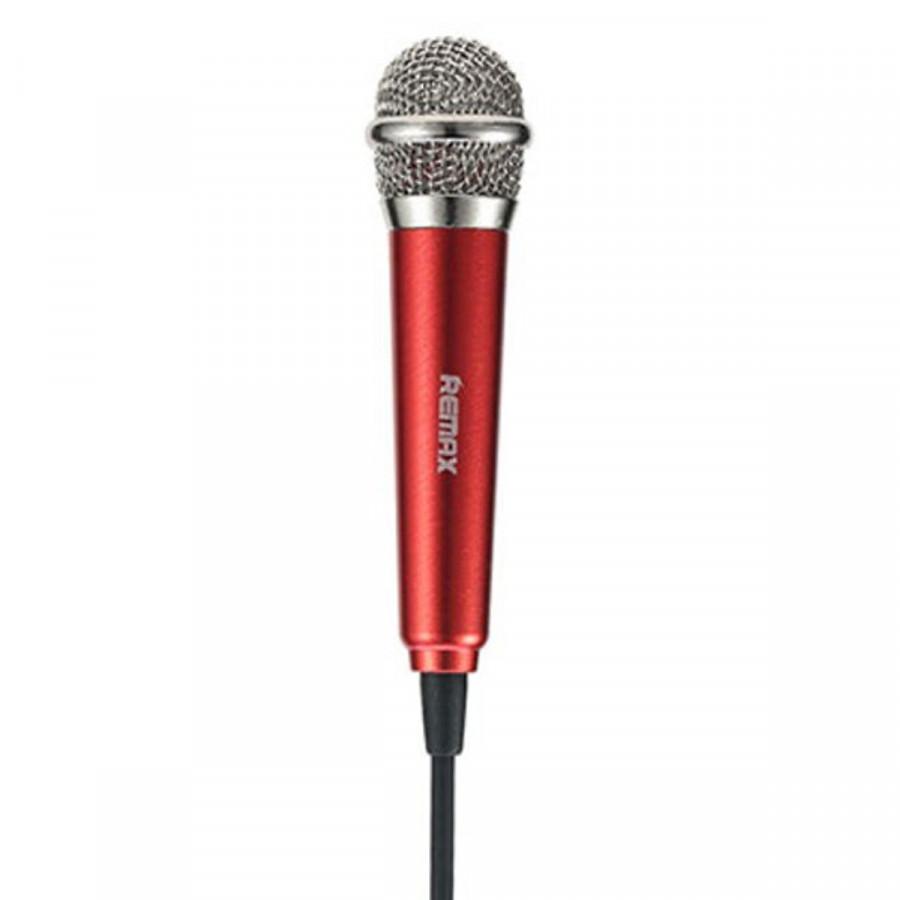 Microphone Iphone Mini RMK-K01 Remax - Hàng Chính Hãng