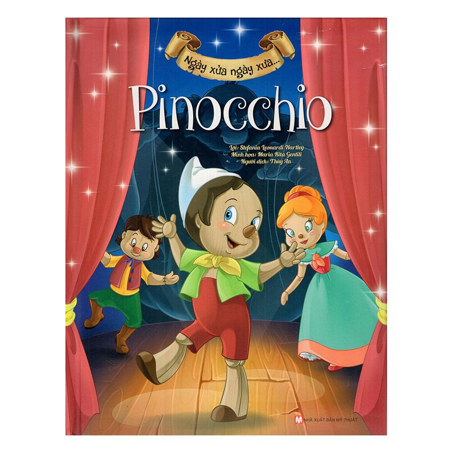 Ngày Xửa Ngày Xưa - Pinocchio