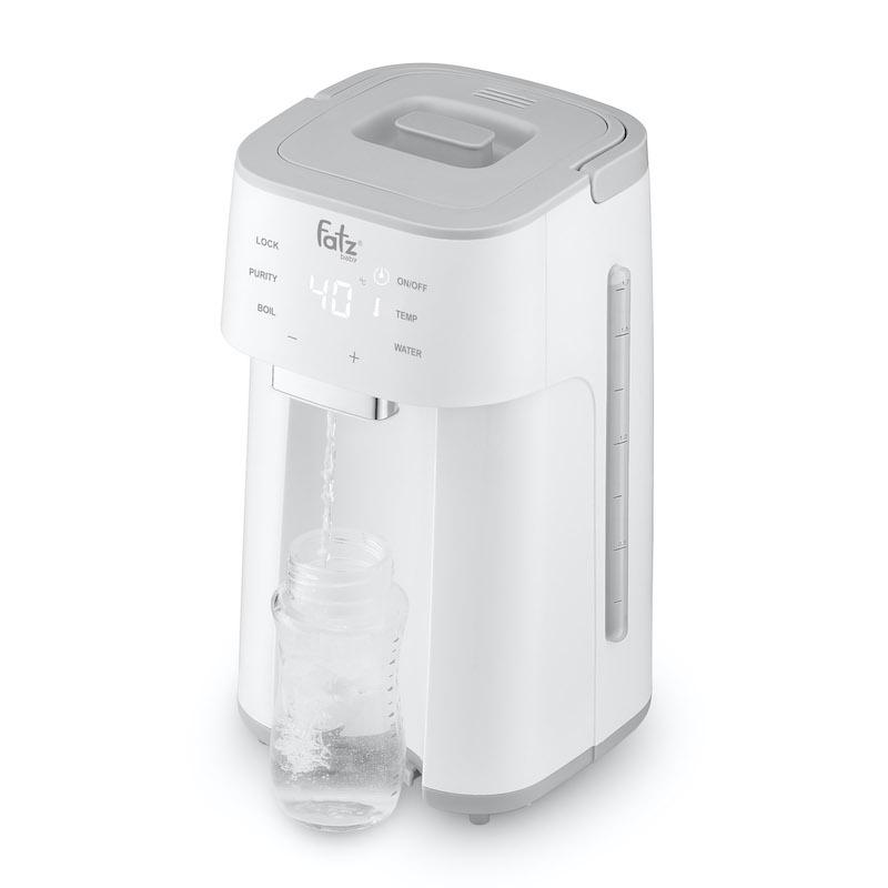 Bình đun và hâm nước pha sữa thông minh Fatzbaby - SMART 2 - FB3817TN