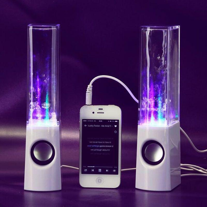 Loa Vi Tính 20 3D Nhạc Nước Phun Nước Theo Điệu Nhạc