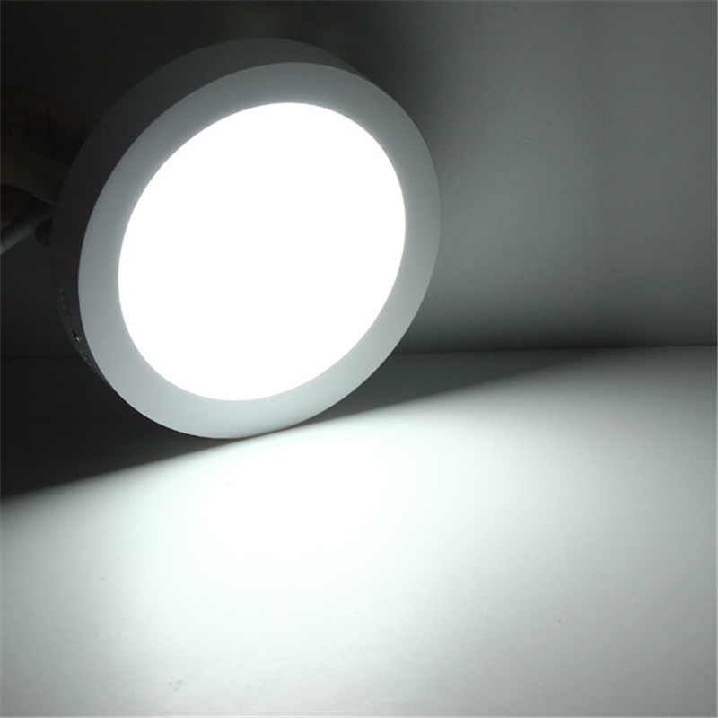 Đèn ốp trần 18W tròn sáng trắng ON-T-18