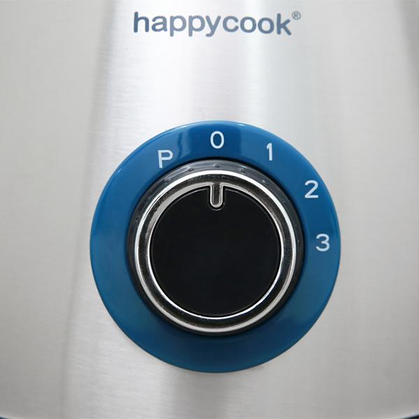 Máy Xay Sinh Tố Happy Cook HCB-150S 400W (1.5L) - Hàng chính hãng