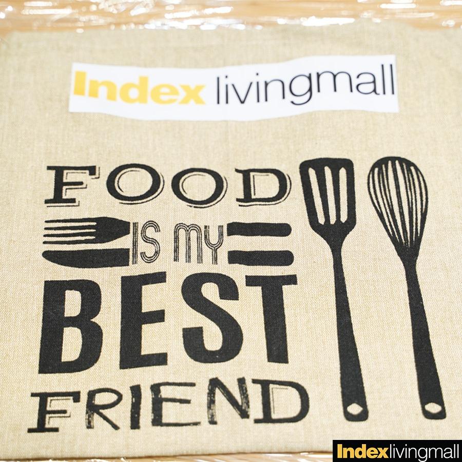 Tạp Dề ANTUAN Màu Be Index Living Mall