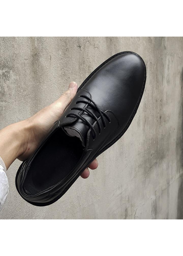 Giày Da Nam Mã BH066.