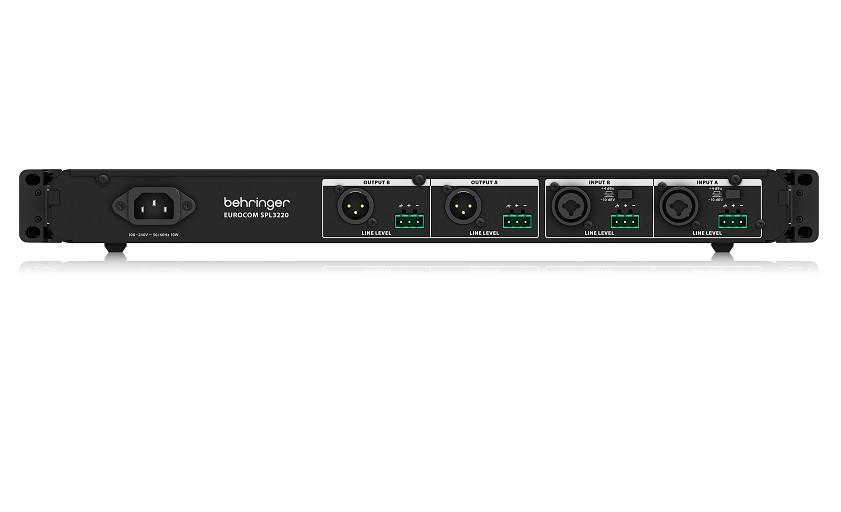 Bộ xử lý âm thanh Behringer MULTIBAND SPL3220- Hàng Chính Hãng