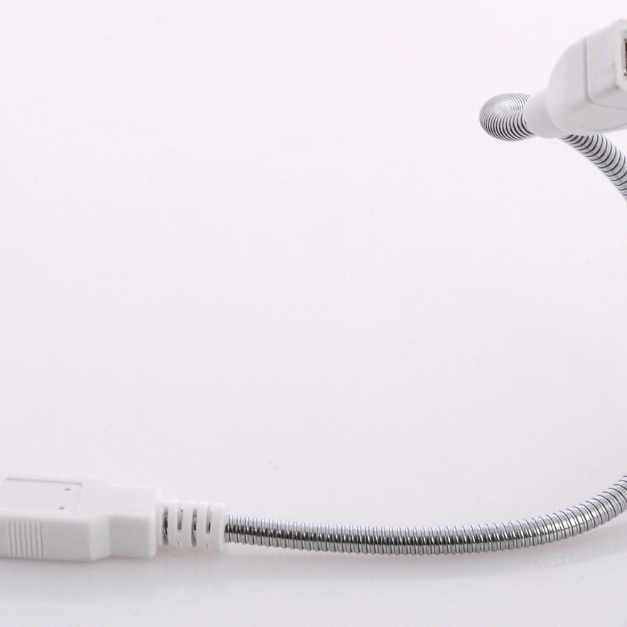 Dây uốn nối dài USB, đèn led mini