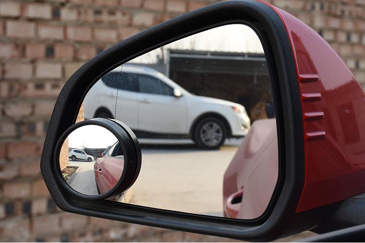 Máy hút bụi kiêm bơm lớp xe đa năng trên xe hơi cao cấp (Tặng gương cầu lồi mini gắn gương chiếu hậu ô tô)