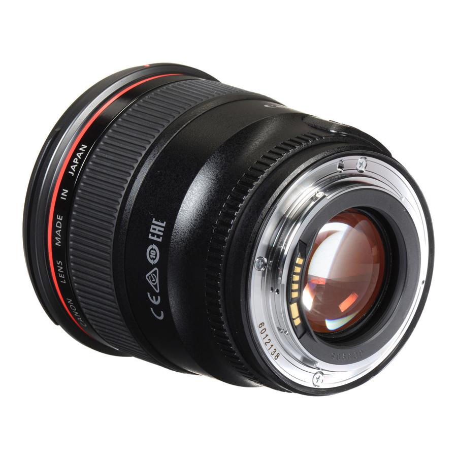 Lens Canon EF 24mm f/1.4L II USM - Hàng Chính Hãng