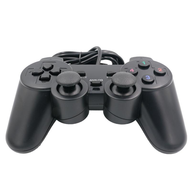 Tay Cầm Chơi Game PC Đầu USB Có Rung, Joystick
