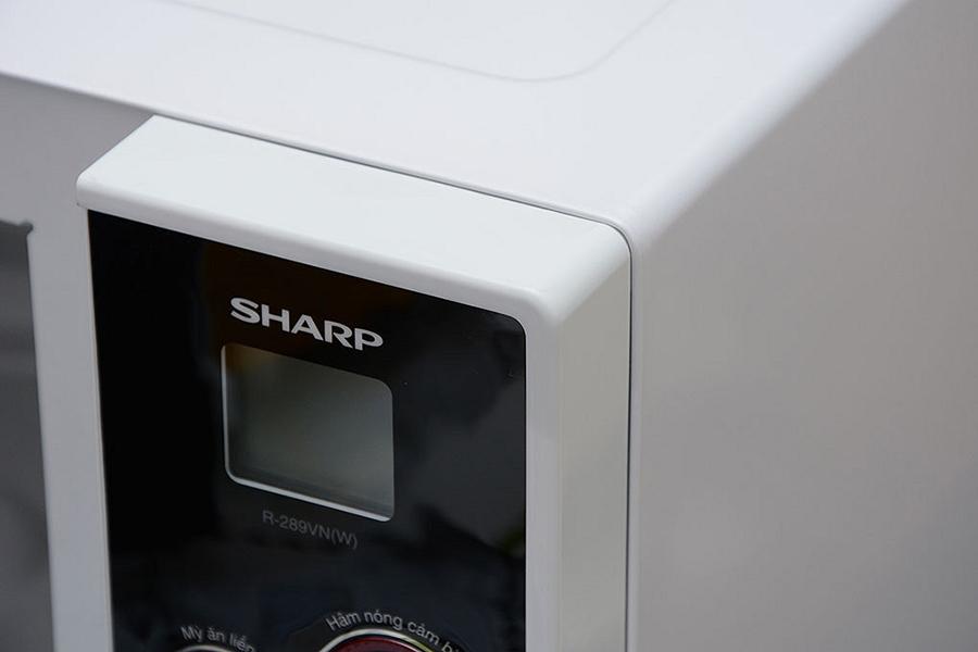 Lò Vi Sóng Điện Tử Sharp R-289VN(W) (22L) - Hàng chính hãng