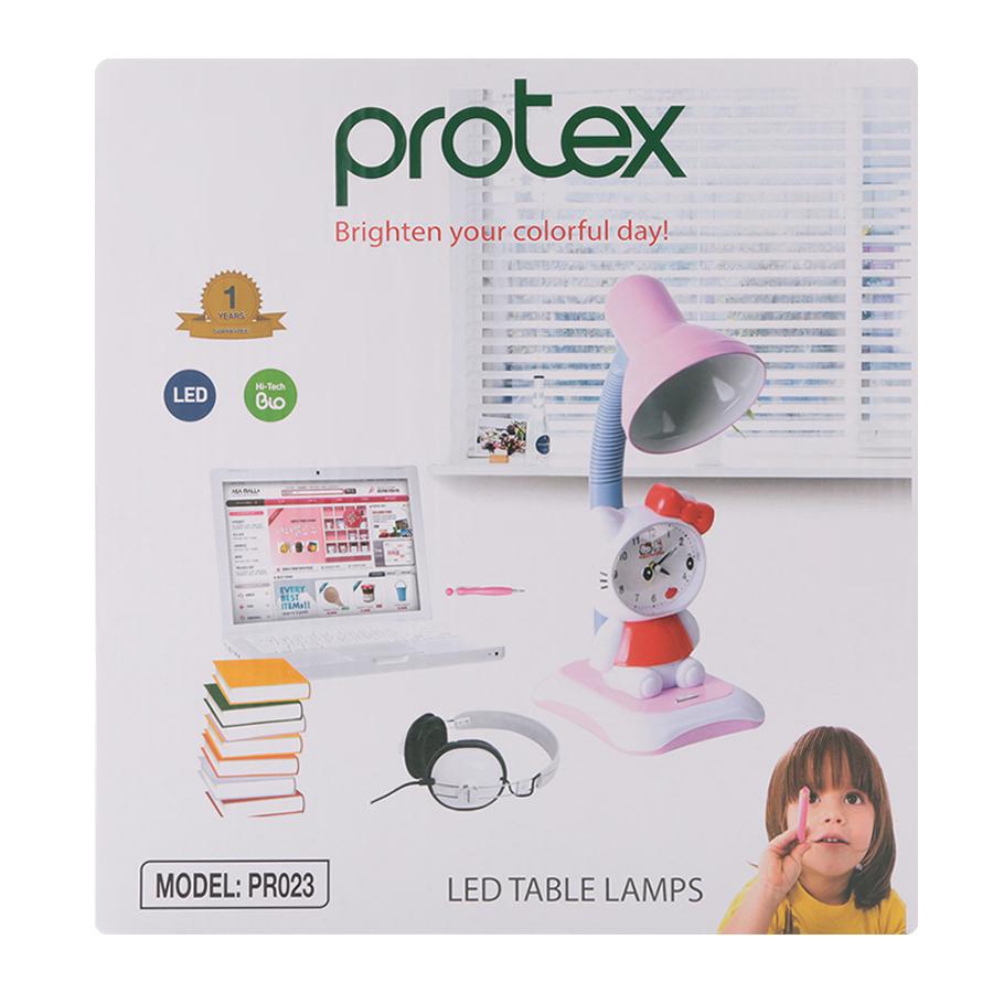 Đèn Bàn Chống Cận Thị Protex Model PR023 - Hàng Chính Hãng