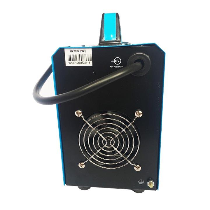 Máy hàn que điện tử Hồng ký HK 200Z - Công nghệ hàn tiên tiến IGBT, hàn que 1.6-3.2mm