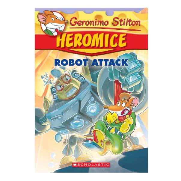 Geronimo Stilton Heromice 02:Robot Attack