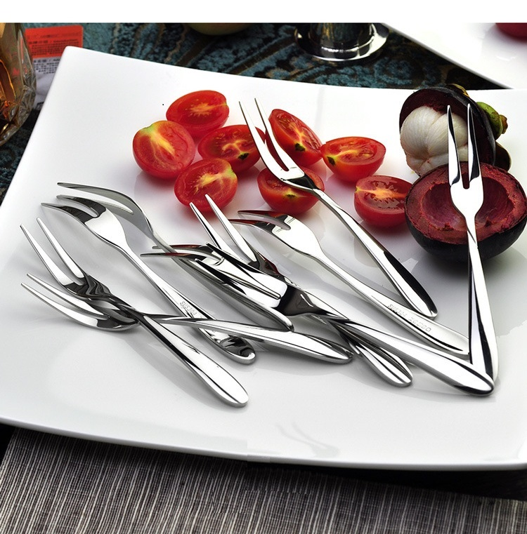 Set 3 nĩa inox 304 - 15x1.4cm
