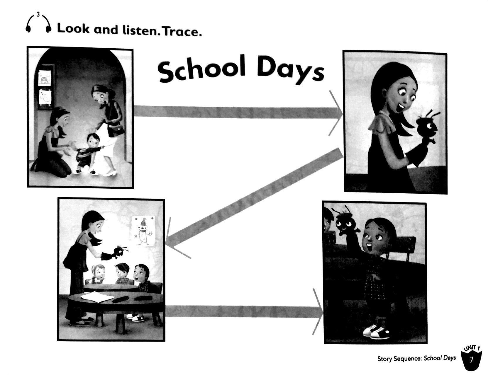 Big Fun 1 Workbook with Audio CD