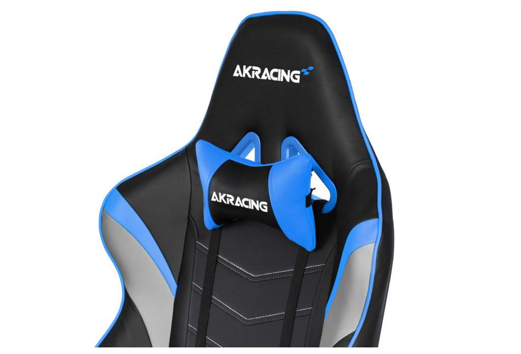 Ghế AKRacing Core Series LX - Blue - Hàng Chính Hãng