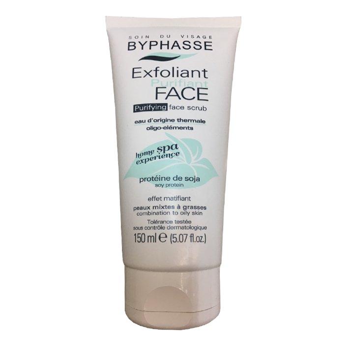 Kem Tẩy tế bào chết cho mặt Byphasse Exfoliant Face Scrub Dành cho mọi loại da
