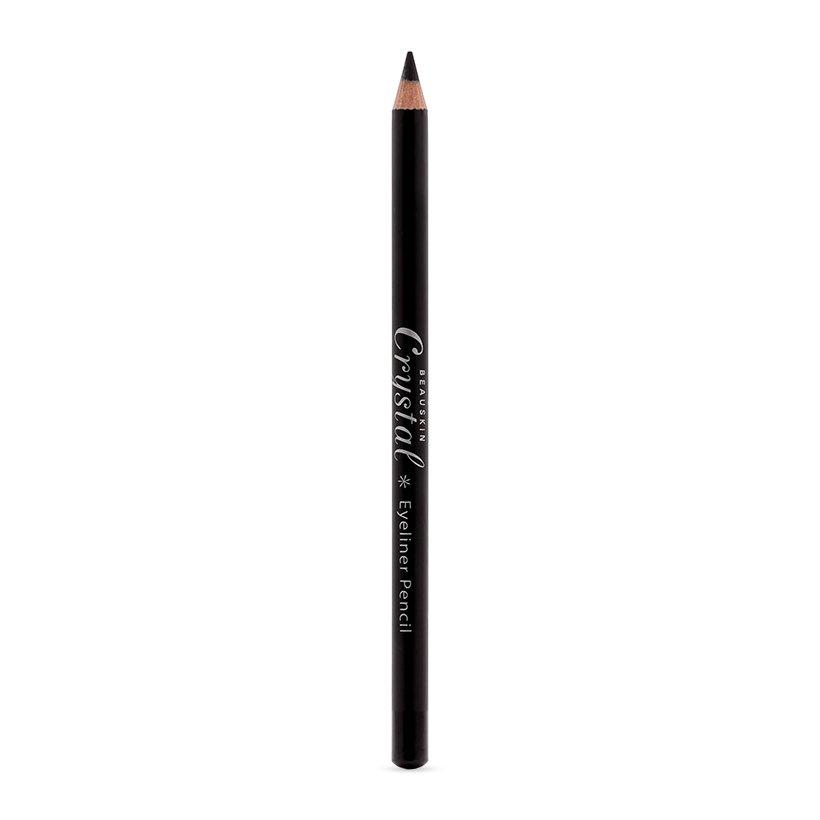 [Tặng móc khoá] Chì kẻ mí mắt Beauskin Crystal Eyeliner Pencil #01 Black