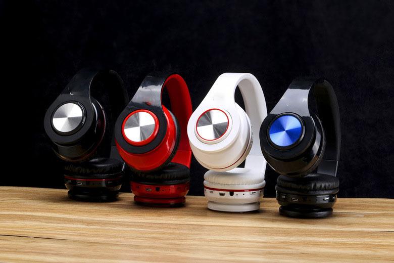 Tai Nghe Chụp Tai HZ10 Công Nghệ Bluetooth Với 3 Chế Độ Nghe, Thiết Kế Gấp Gọn Siêu Tiện Lợi.