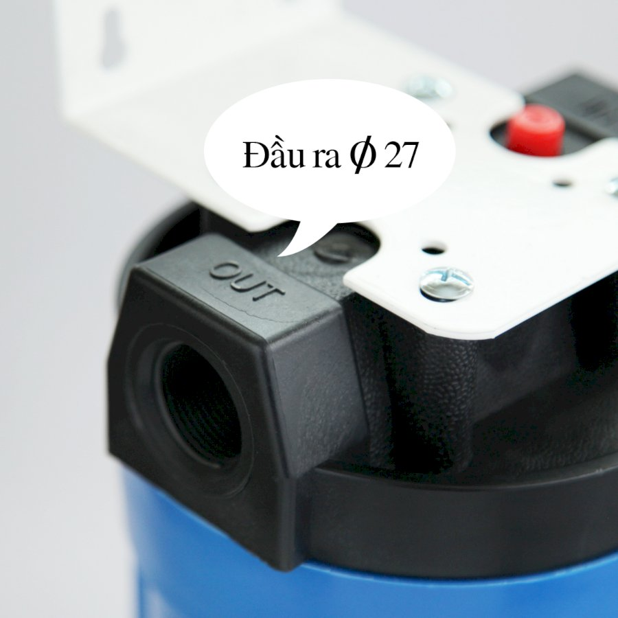 Bộ lọc nước sinh hoạt 1 cấp lọc 20inch Yamato YMTH20-1X