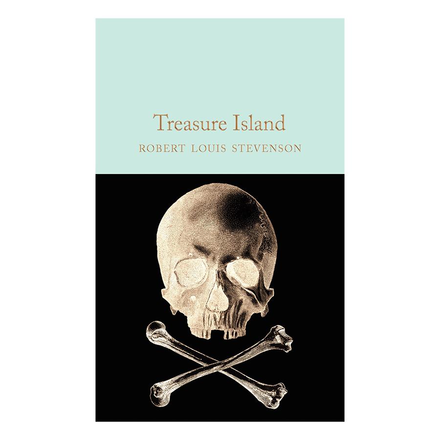 Macmillan Collector's Library: Treasure Island (Hardback)
