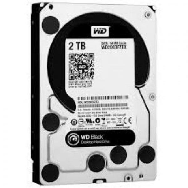 Ổ Cứng HDD Western Digital 2TB 3.5 Sata 3 64MP WD20PURZ - Hàng Chính Hãng
