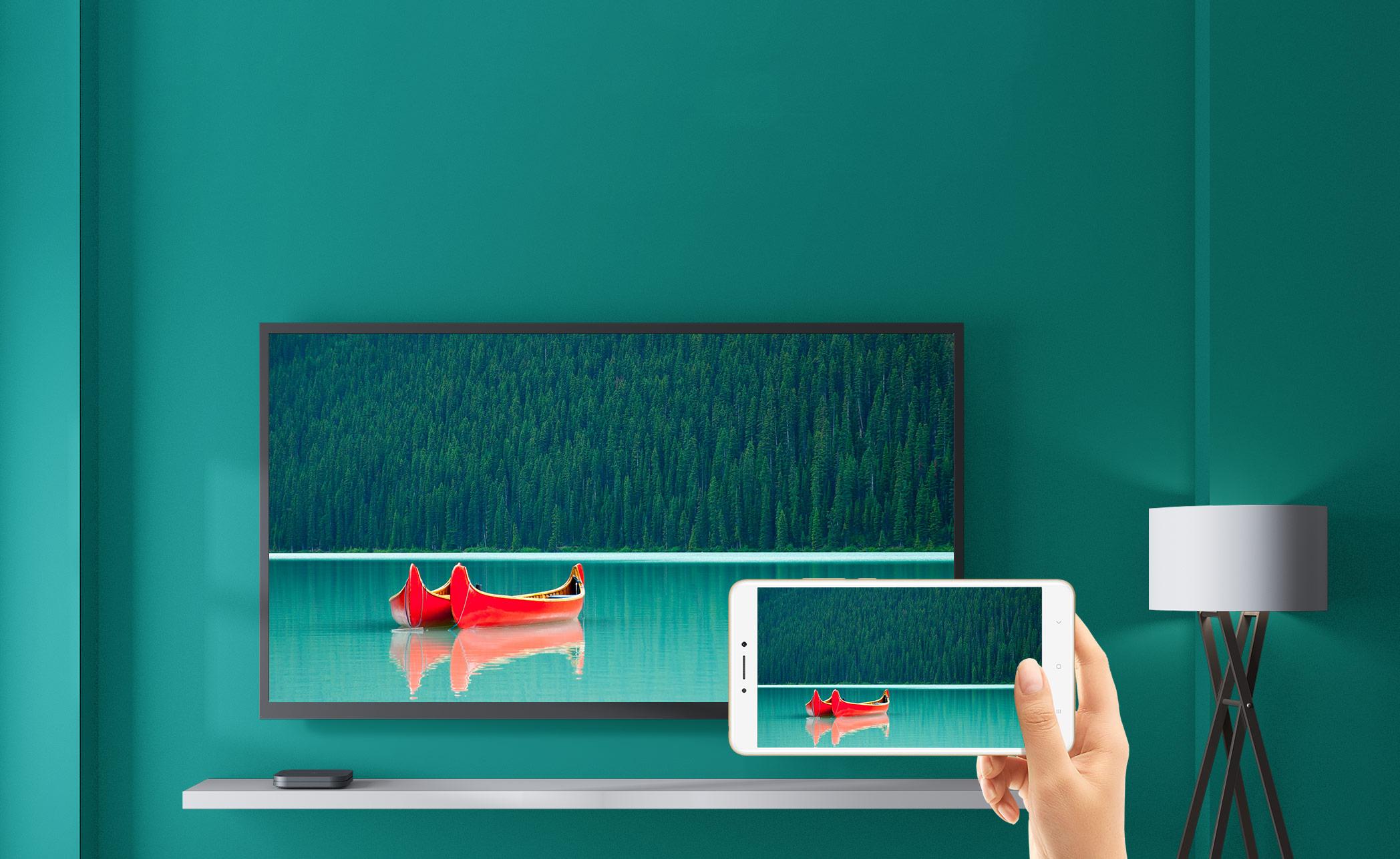 [Bản quốc tế] Android Tivi Box Xiaomi Mibox S 4K (Android 8.1) Phân phối bởi Digiword - Hàng chính hãng