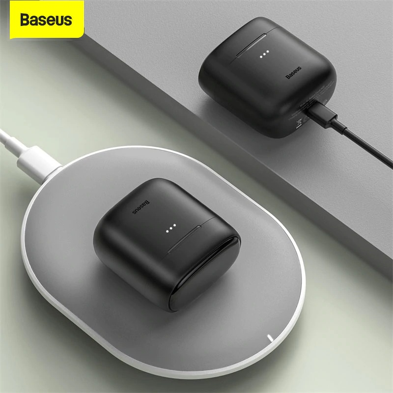 Tai nghe Baseus W06 Encok True Wireless Earphones APT-X Wireless Earbuds - Hàng chính hãng
