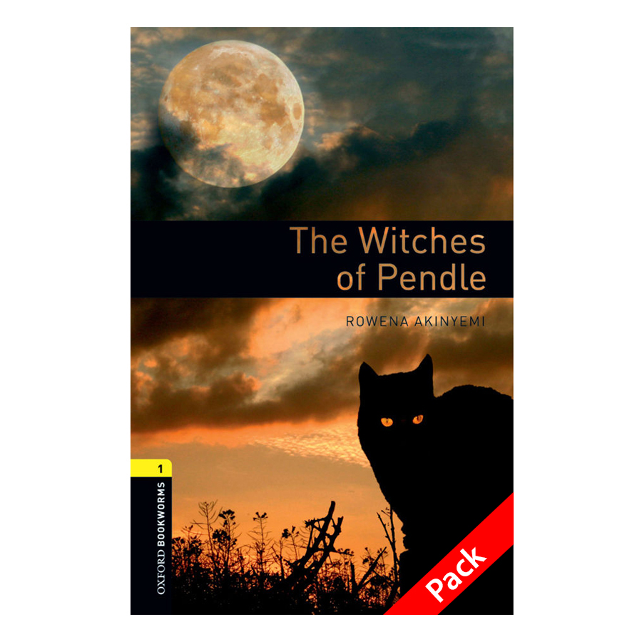 Oxford Bookworms Library (3 Ed.) 1: The Witches Of Pendle Audio CD Pack