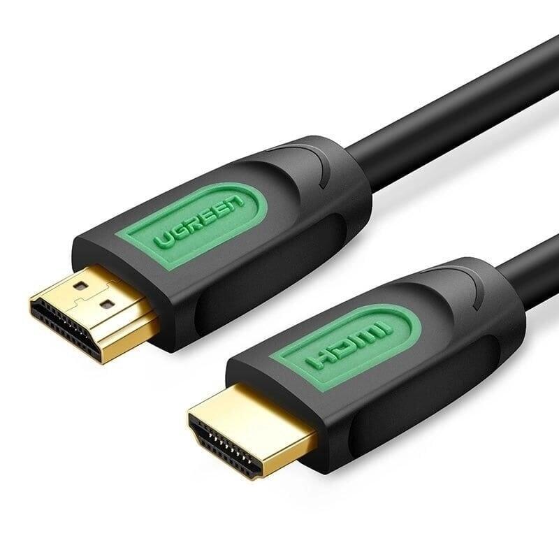 Cáp tín hiệu HDMI 2.0 Hỗ Trợ FullHD 1080p, 3D, 4K dài 15M màu đen HD40468Hd101 Hàng chính hãng