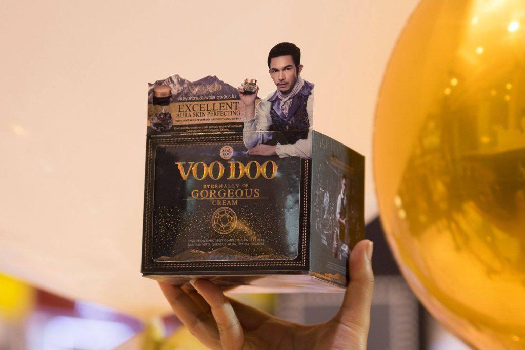 Kem Dưỡng Da VOODOO GORGEOUS CREAM Giúp Ngăn Ngừa Lão Hóa 30Gr