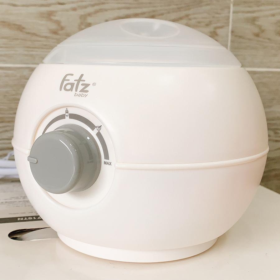 Máy Hâm Sữa Bình Cổ Siêu Rộng Mono 3 - Fatzbaby FB3027SL