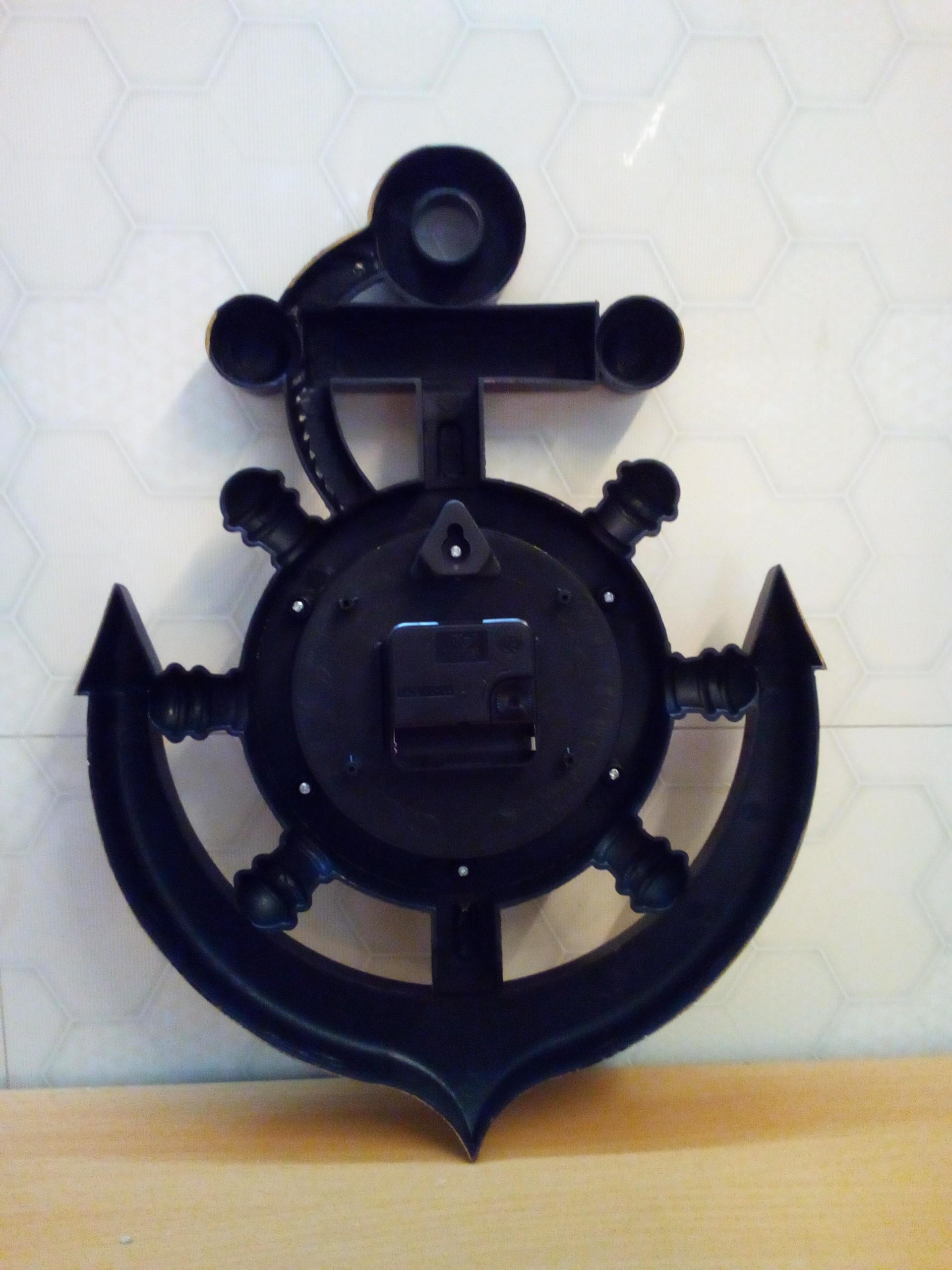 Đồng hồ treo tường kim giật cao cấp Quartz Ra Khơi