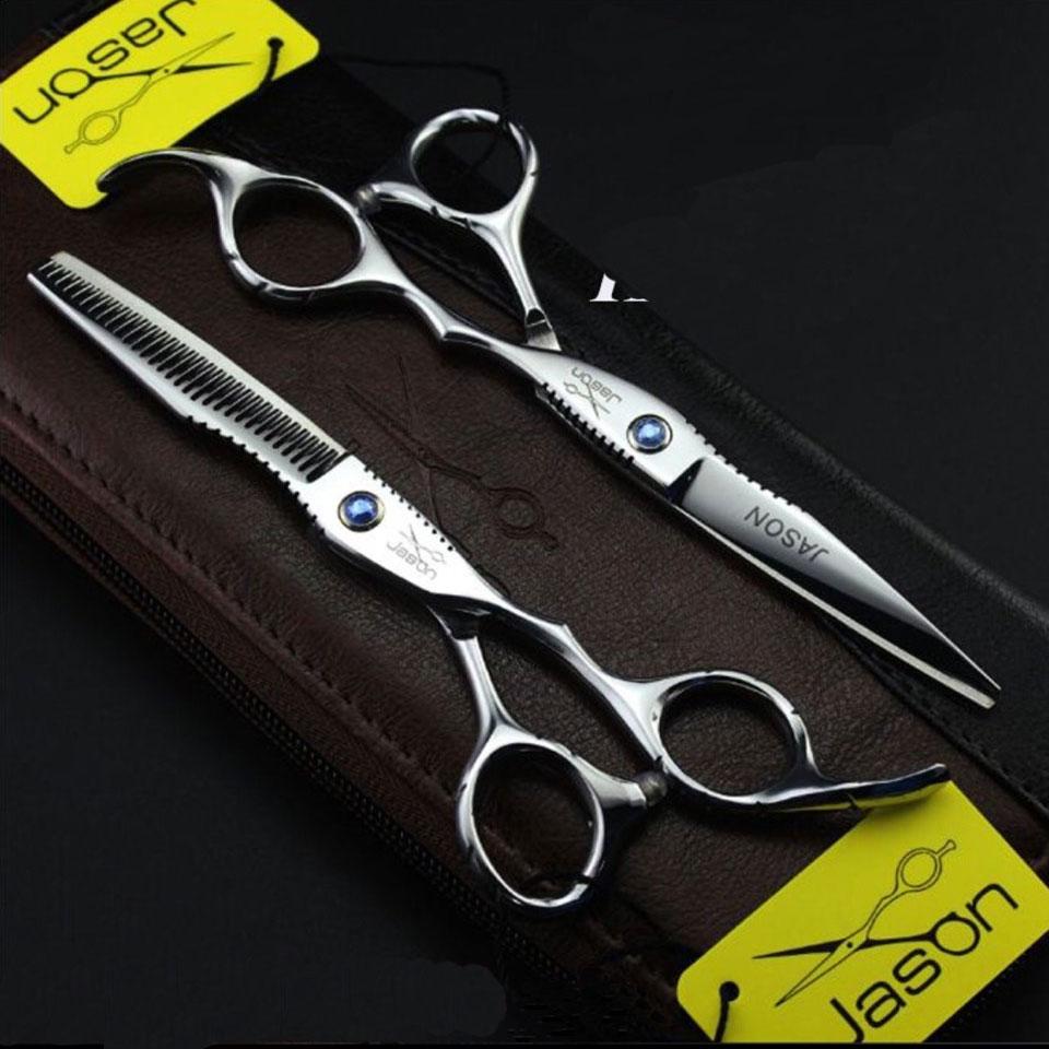 Kéo Cắt Tóc Cho Salon JASON JC-6.0 Cắt Mượt Mà Sắc Bén