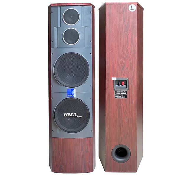 Loa đứng karaoke và nghe nhạc PA - 108 BellPlus (hàng chính hãng) 1 cặp