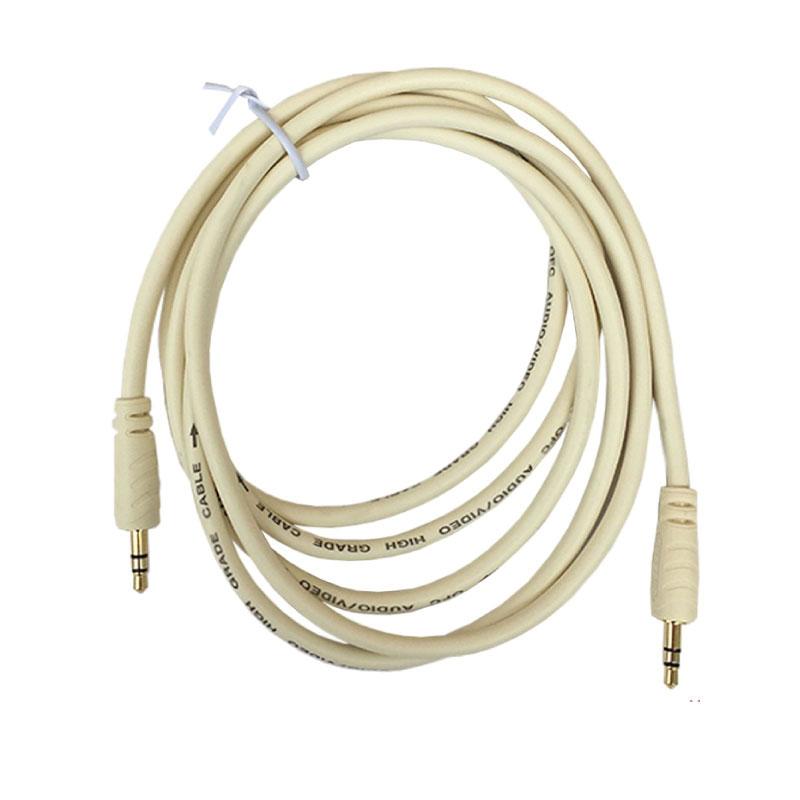 Dây loa kết nối âm thanh 1 đầu 3.5mm ra 1 đầu 3.5mm dài 1.8m Choseal - Hàng chính hãng