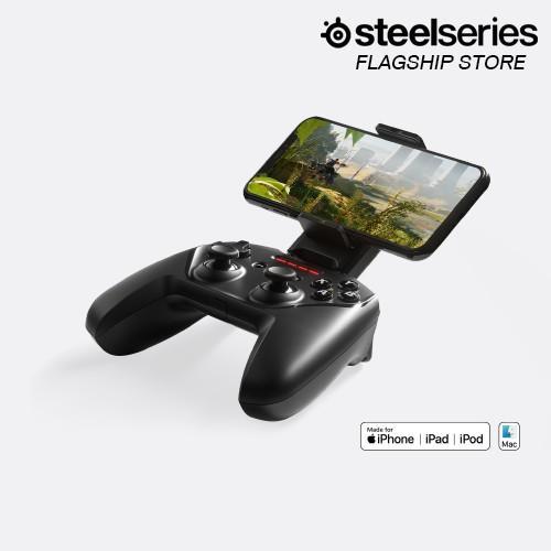 Tay cầm không dây chơi game Steelseries Nimbus+